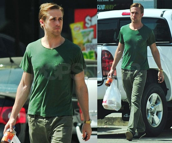 Gosling Goes Green