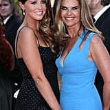 Maria Shriver had a special date: her daughter, Katherine Schwarzenegger!
