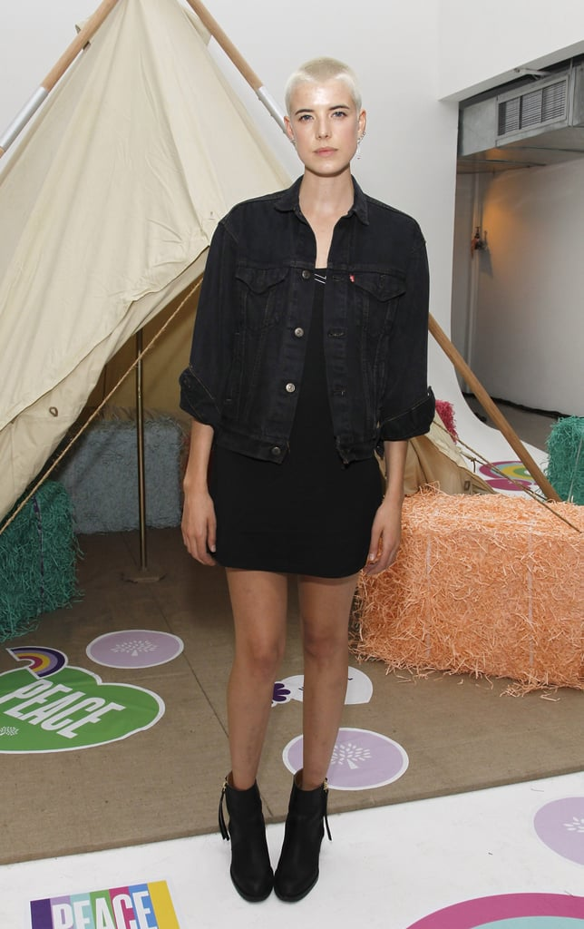 Pictures From Mulberry's Glastonbury Party in NYC