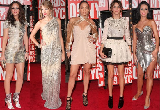 2009 MTV Video Music Awards Red Carpet