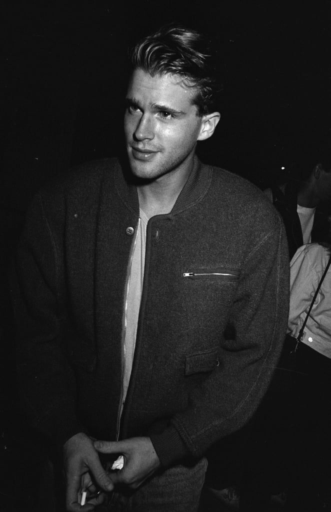 Young Cary Elwes Pictures