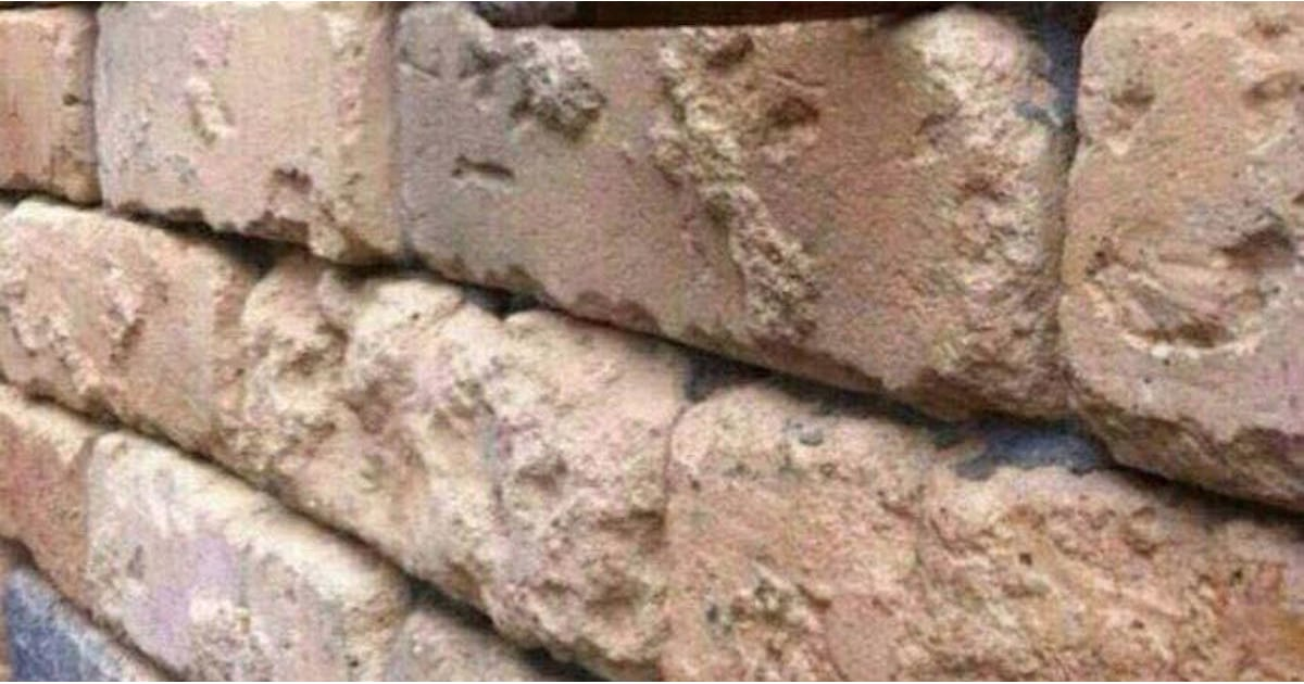 This Brick Wall Optical Illusion Will Make You Go INSANE