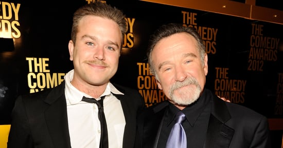 Zak Williams Welcomes Son Named After His Dad Robin Williams