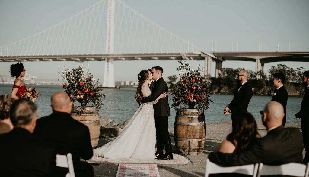 Treasure Island Wedding