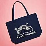 Custom Ink Medium Midweight Pigment-Dyed Canvas Tote
