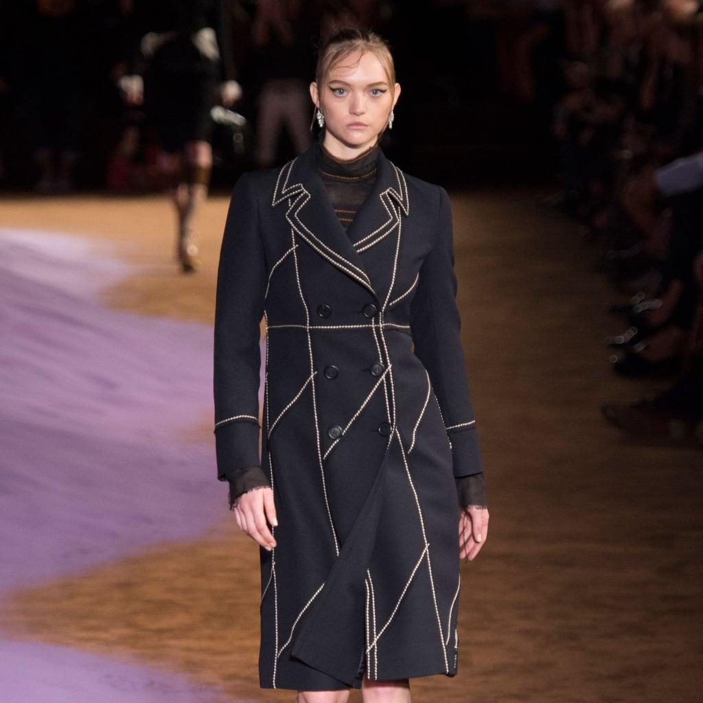 Gemma Ward Walks For Prada Spring 2015 Milan Fashion Week