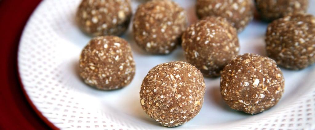 Healthy Vegan Protein Balls Recipe