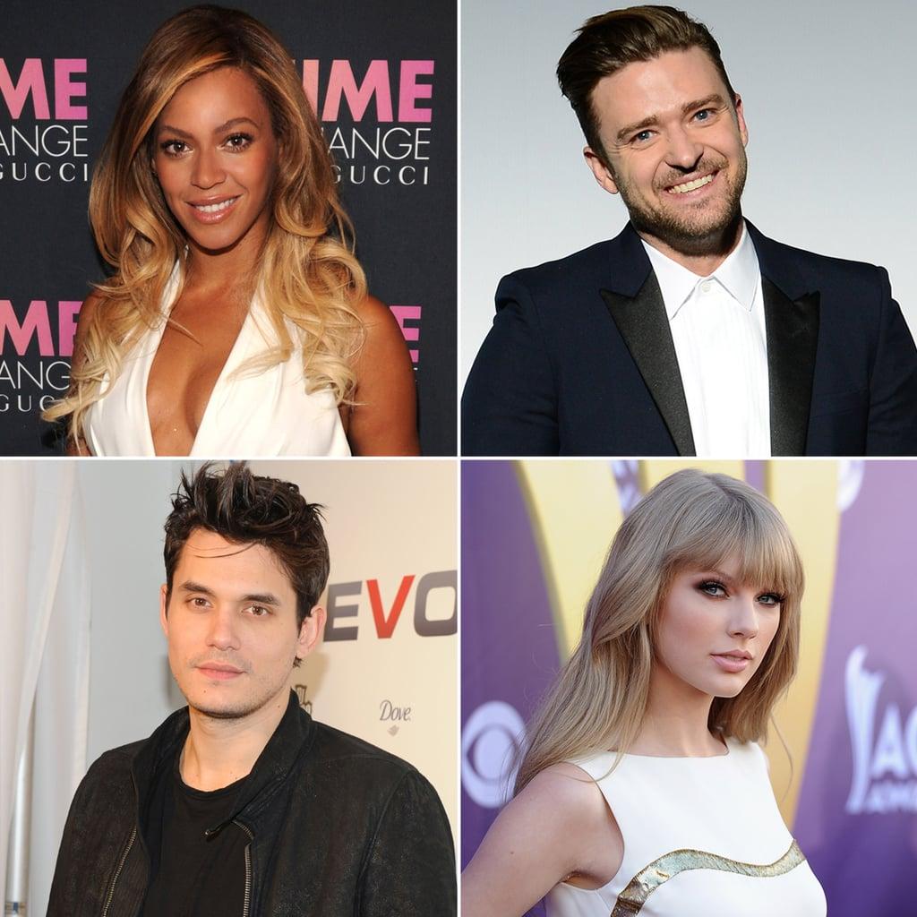 Celebrity Breakup Songs