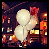 What's a party without balloons?