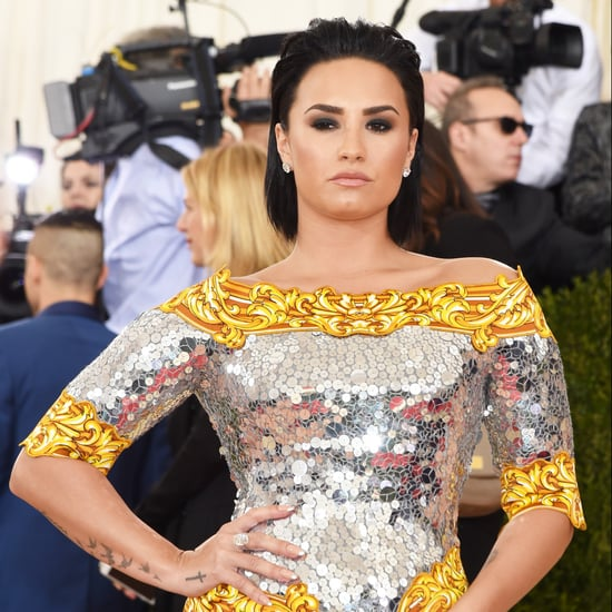 Demi Lovato Quotes About 2016 Met Gala