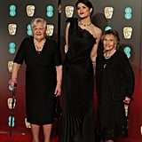 Gemma Arterton, Eileen Pullen and Sheila Douglass
