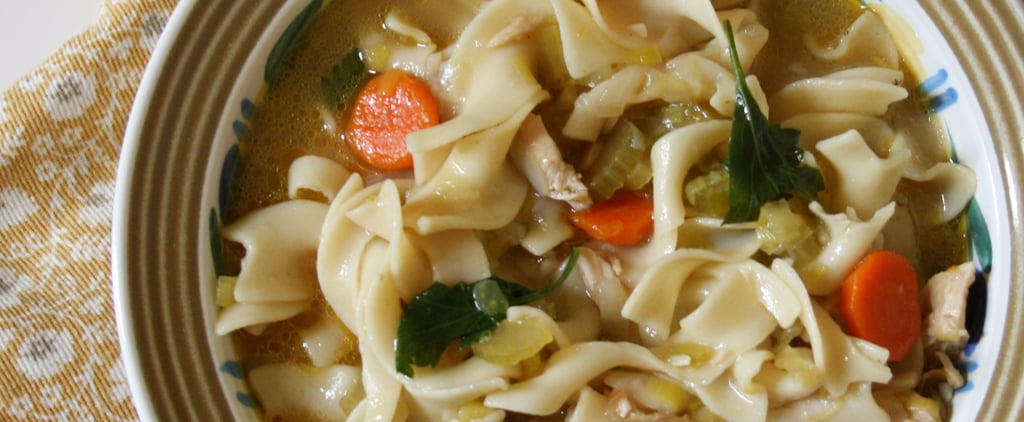 This Is How All Your Favorite Food Network Stars Make Chicken Noodle Soup