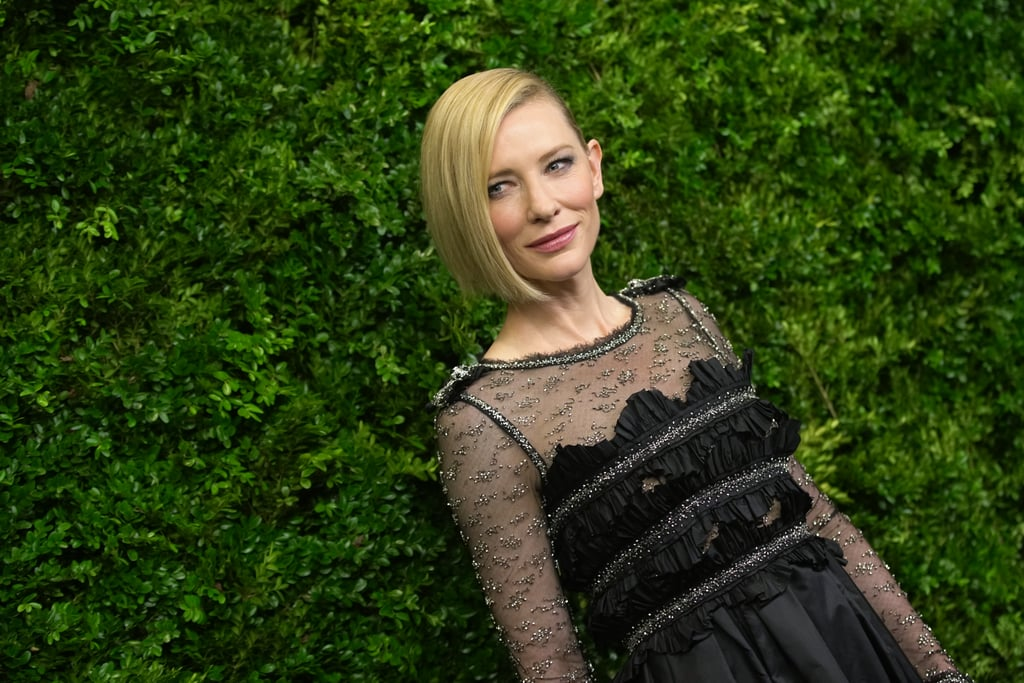 Cate Blanchett, Best Actress Nominee For Carol