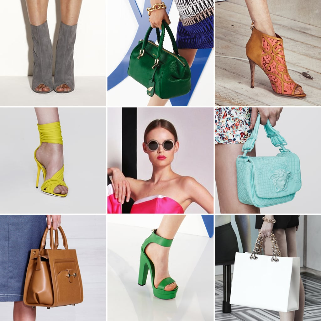 Resort 2014 Shoes and Bags | Pictures