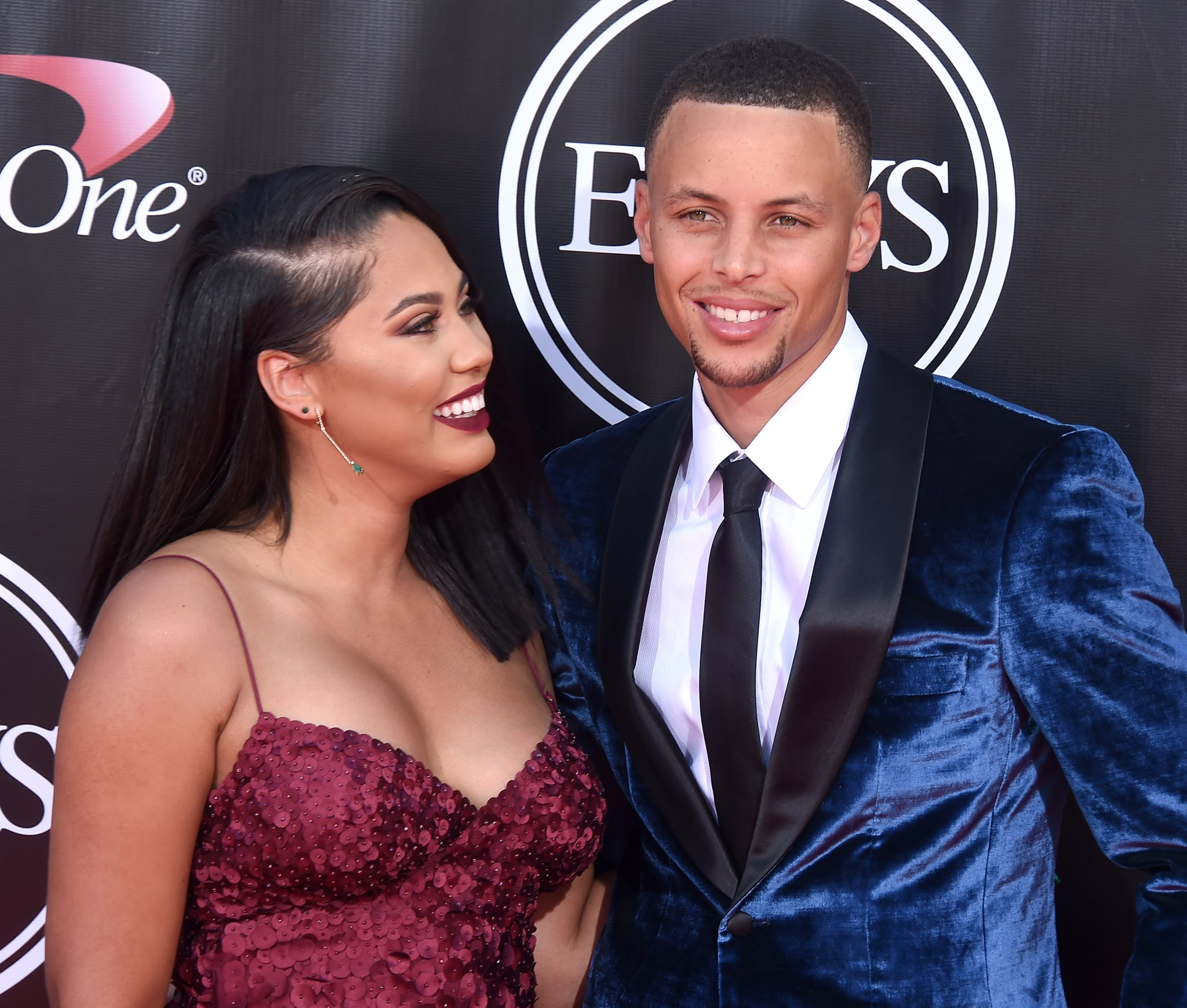 All star basketball 2019 celebrity couples