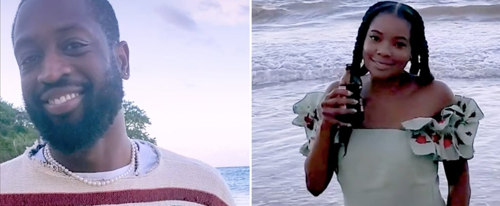 Watch Gabrielle Union and Dwyane Wade's Bridgerton TikTok