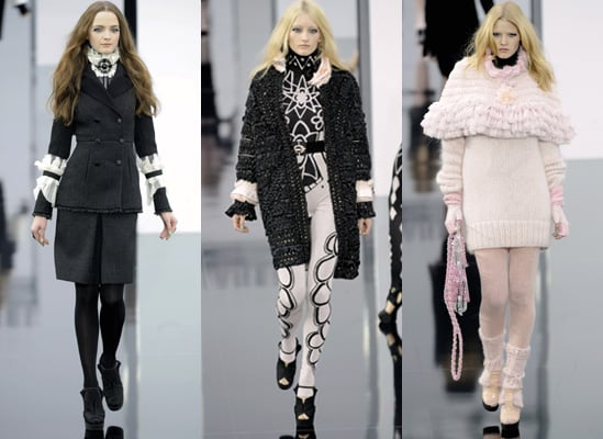 Paris Fashion Week, A/W 2009: Chanel