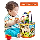 Gleeporte 8-in-1 Wooden Activity Play Cube
