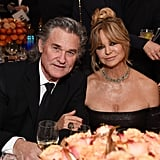 Pictured: Kurt Russell and Goldie Hawn