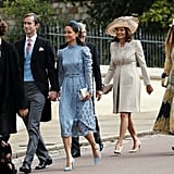 Pippa Middleton Wearing Kate Spade New York to Lady Gabriella Windsor's Wedding