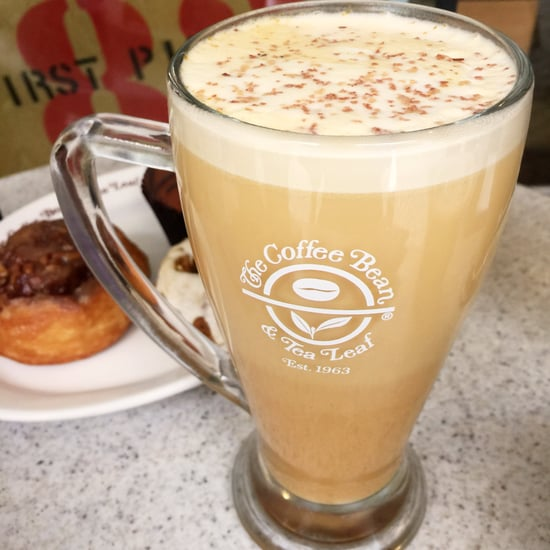 The Coffee Bean and Tea Leaf Pumpkin Spice Latte Review