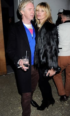 Photos of Kate Moss, Jade Jagger, Jaime Winstone and More at Primal Scream After Party at W Hotel, London.