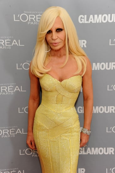 Versace For H&M Fashion Show — Donatella Versace Interview