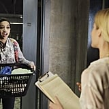 Samantha Logan and Rachael Taylor on 666 Park Avenue. Photo copyright 2012 ABC, Inc.