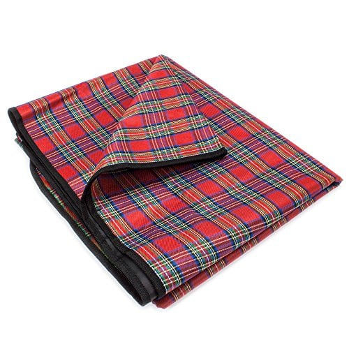 Grizzly Peak All-Purpose Lightweight Camping Blanket