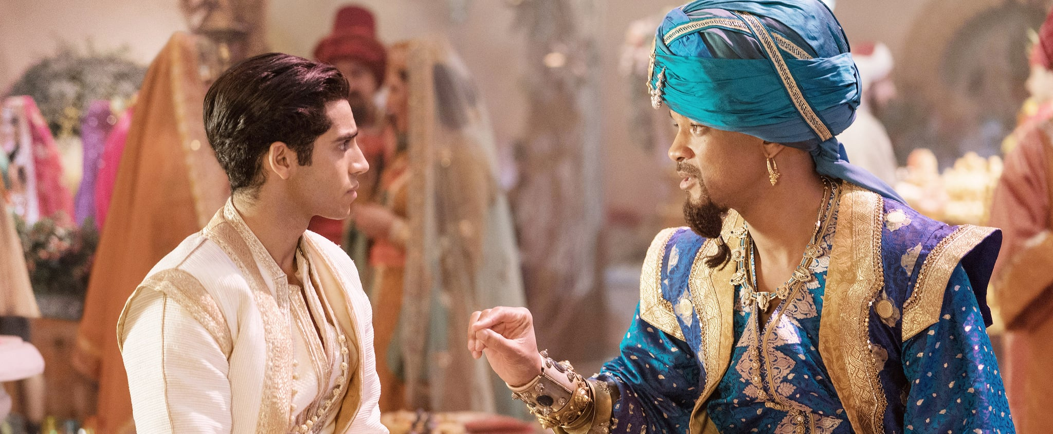 Is There a Postcredit Scene in the 2019 Aladdin Reboot?