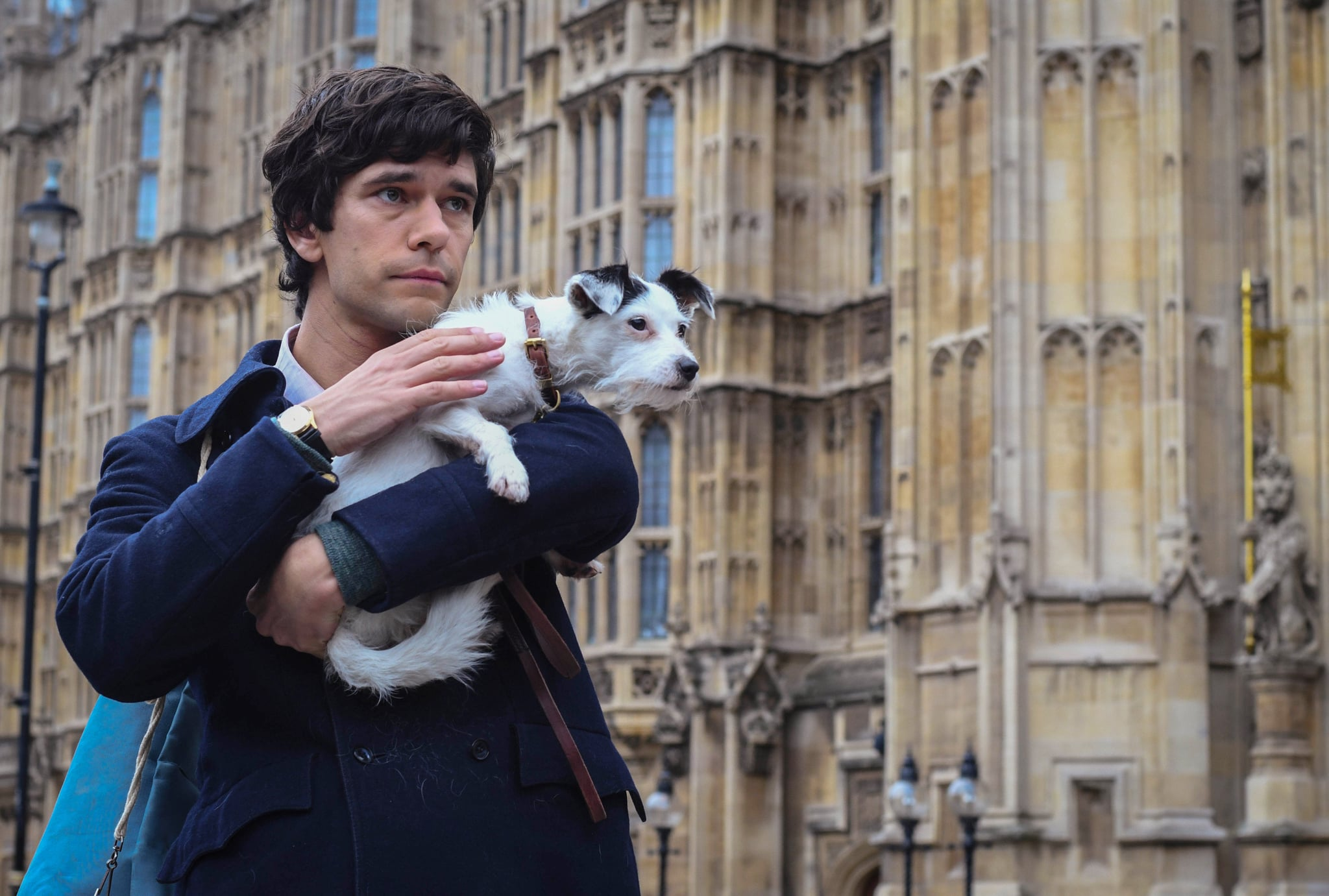 A VERY ENGLISH SCANDAL, Ben Whishaw, (Season 1, premieres June 29, 2018). photo: Kieron McCarron / Amazon/Blueprint Television / Courtesy: Everett Collection