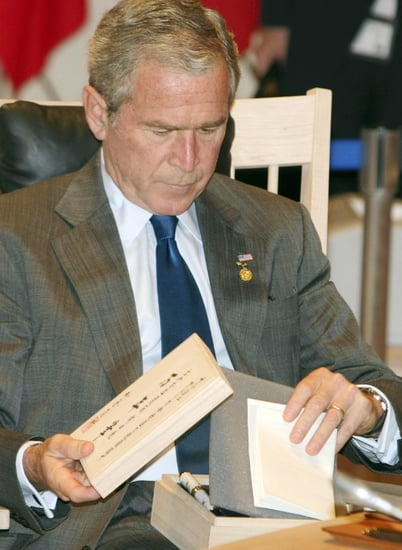 George W. Bush Is Getting Results, Even If No One Notices