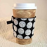 Volleyball Coffee Cuff