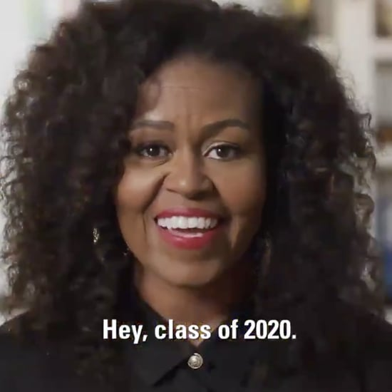 Watch Michelle Obama's MTV Prom-athon Speech | Video