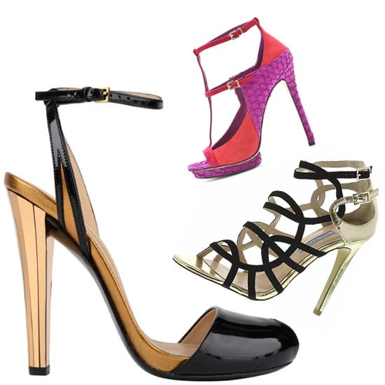 Desk-Bound Buys: Top Ten Sexiest Party Stilettos for Summer
