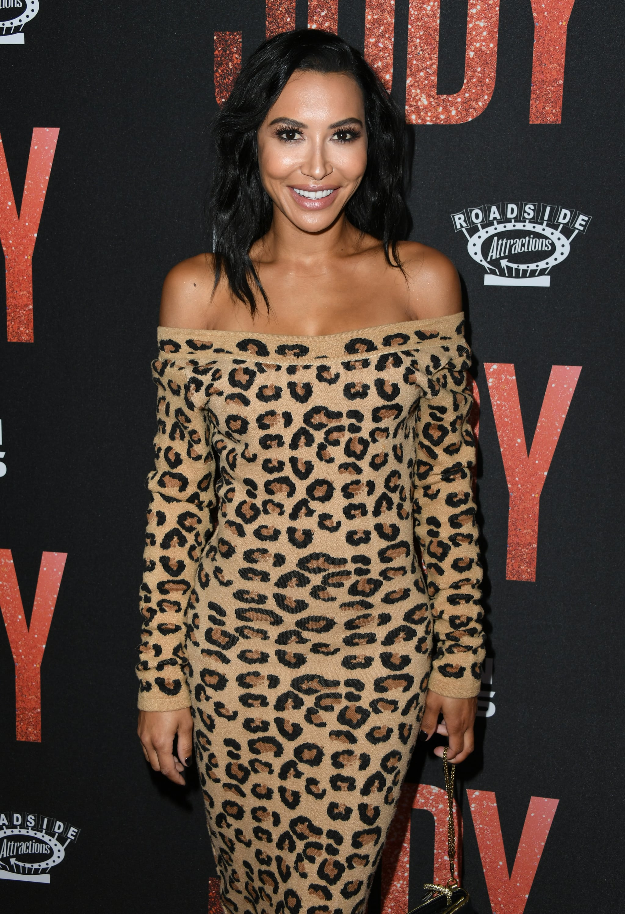 BEVERLY HILLS, CALIFORNIA - SEPTEMBER 19:  Naya Rivera attends the LA Premiere Of Roadside Attraction's