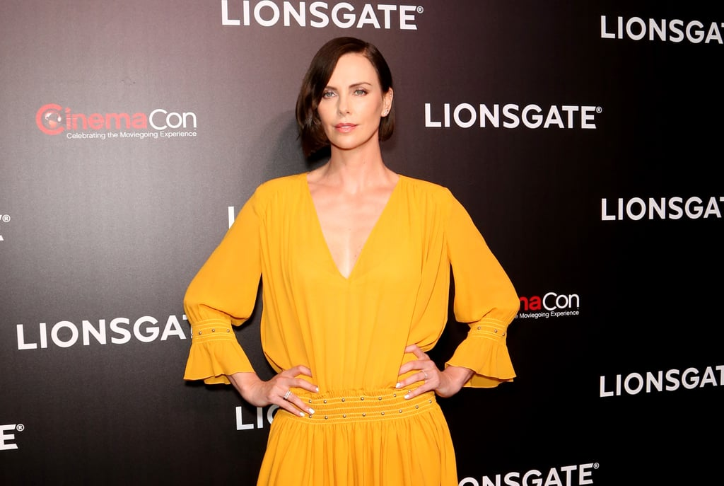 Charlize Theron Quotes About Being Single April 2019
