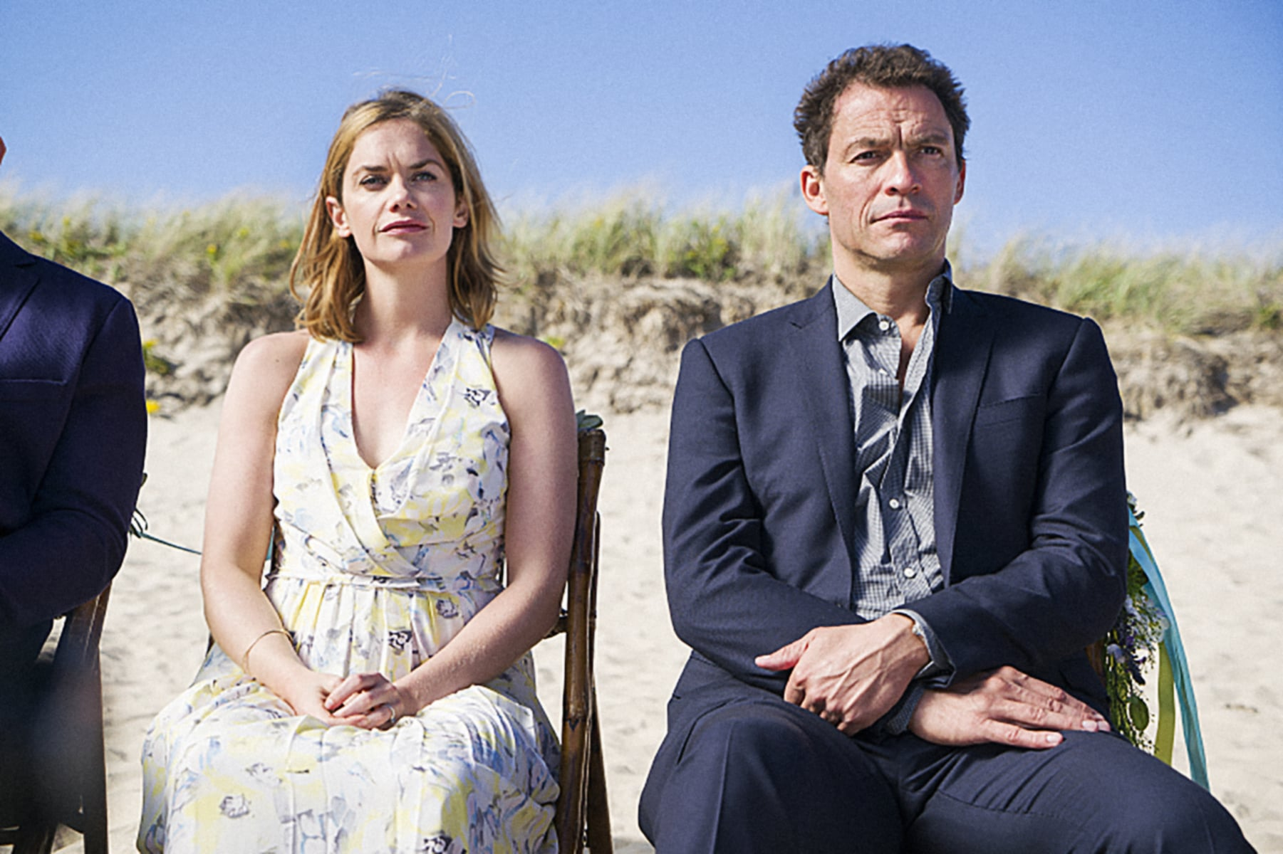 THE AFFAIR, l-r: Ruth Wilson, Dominic West, (Season 2, Episode 12, aired December 20, 2015). ph: Mark Schafer/Showtime/courtesy Everett Collection