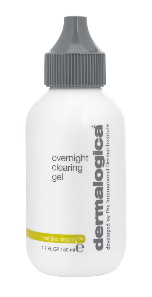 Dermalogica Overnight Clearing Gel MediBac for Adult Acne and Blemishes. Product Review by BellaSugar UK