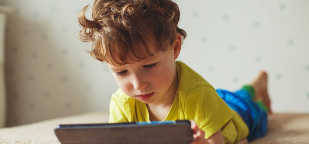 How to Set Healthy Limits on Screen Time For Children