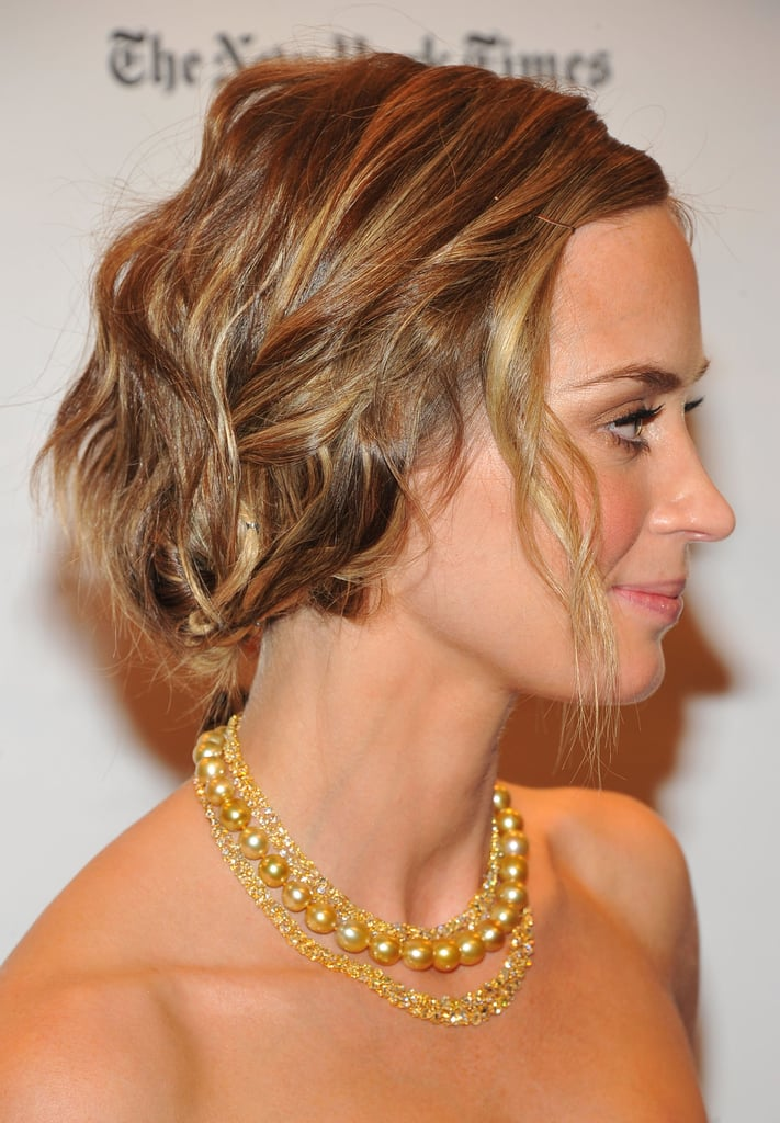 Emily Blunt stepped out in NYC for the Gotham Independent Film Awards.