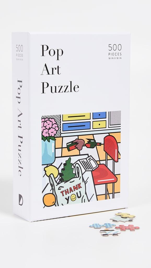 W&P Pop Art Puzzle