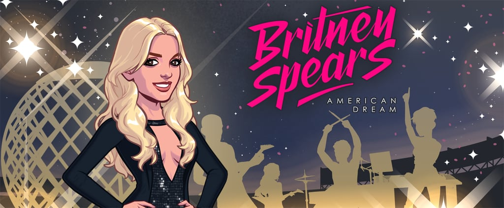 Britney Spears Just Came Out With a Mobile Game