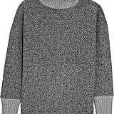 A Cozy, Oversize Sweater