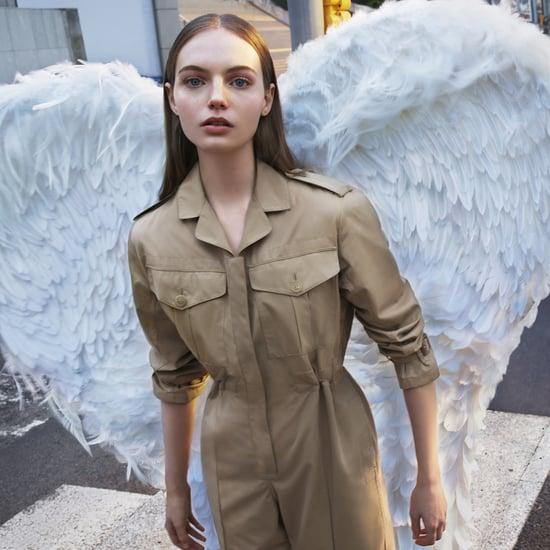 Model Fran Summers Talks Beauty Treatments and Fragrance
