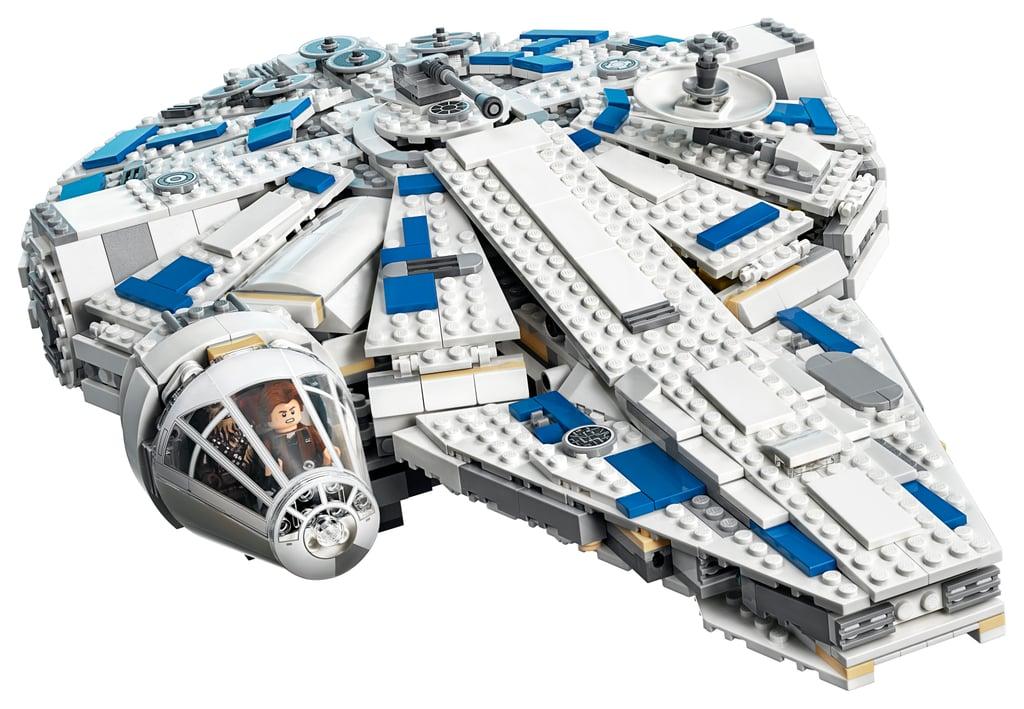 Kessel Run Millennium Falcon Lego Set For Han Solo Movie | POPSUGAR Moms