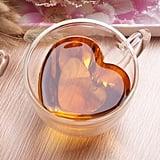 Glow Castle Heart Cup