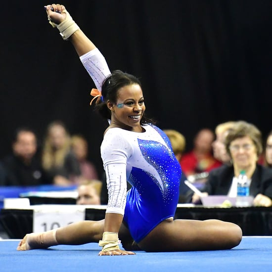 Watch Gymnasts Do Beyoncé Floor Routines
