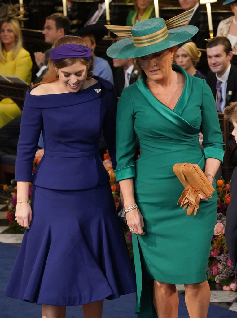 The Heartfelt Meaning Behind Princess Beatrice's Special Wedding Reading