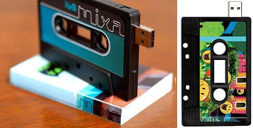 Make a MIXA USB Cassette Tape
